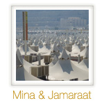 Mina & Jamaraat Photo Gallery