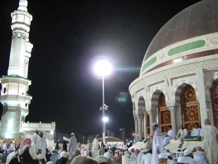 Makkah Domes