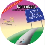 Ramadaan - Stop, Revive, Survive - By Bilal Dannoun